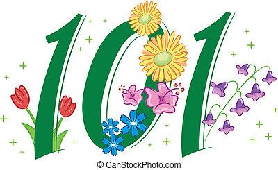 101, ogrodnictwo