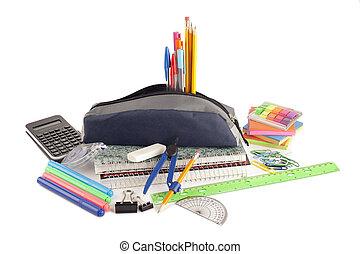 103 school supplies
