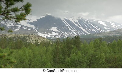 1080p, Mountain Range, Oppland, Nor - Nature Of Norway,...