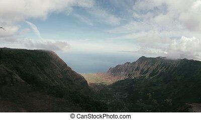 1080p, Waimea Canyon, Kauai, Hawaii