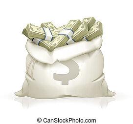 10eps, moneybag