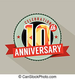 10th Years Anniversary Celebration.