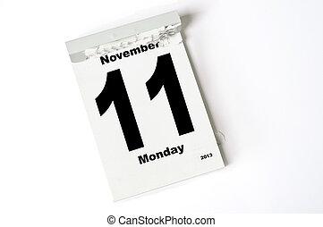11 月, 11., 2013
