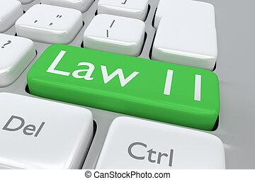 11, concept, droit & loi