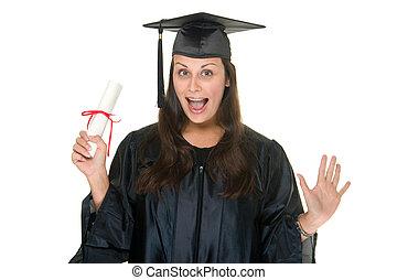 11, dyplom, absolwent