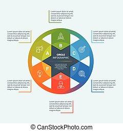 11, infographic, illustration, vecteur
