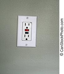 110 GCFI Outlet