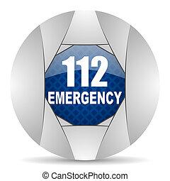 112, 數字, 緊急事件, 圖象