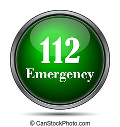 112 Emergency icon