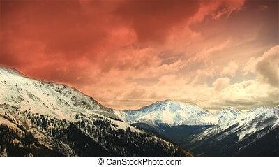 (1151), νωρίs , χειμώναs , colorado , βουνά , χιόνι ,...
