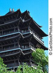1176, pool, noorden, tempel