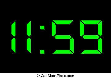 12, 分钟