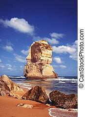 12, apostles., australia