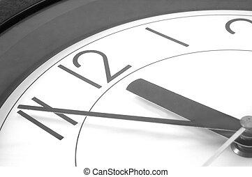 12 clock