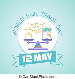 12 may World Fair Trade Day