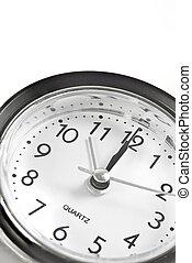 12, o\'clock