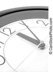 12, reloj