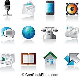 web icons