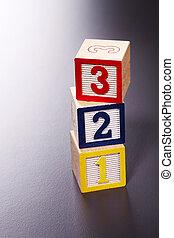 123 blocks cube