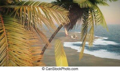 (1233) Romantic Tropical Vacation