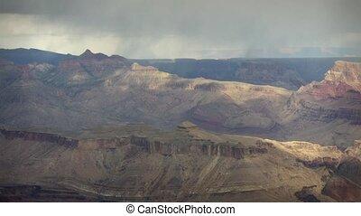 1252b Storm Grand Canyon Timelapse