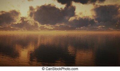 1296 Ocean Storm Timelapse Clouds