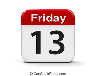 13, fredag