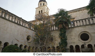 13th Century Franciscan Monastery, with a view of the bell...