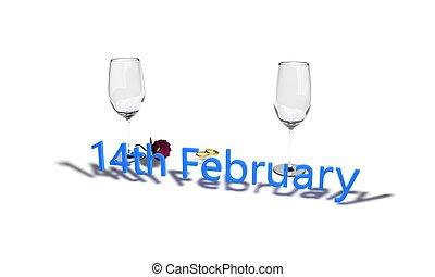14, february., valentin nap