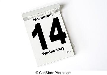 14., november, 2012