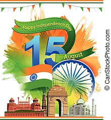 15 august happy independence day india