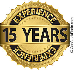 15, esperienza, anni