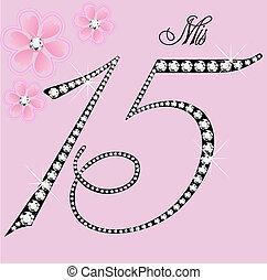 15., jubiläum