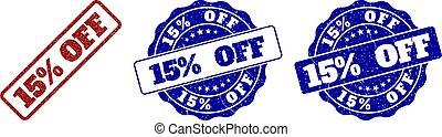 15% OFF Grunge Stamp Seals
