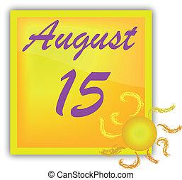 15, sierpień