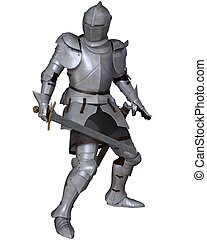 15th Century Medieval Knight Fights