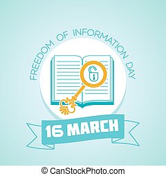 16 March Freedom of Information Day
