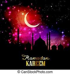 1605, ramadan, fond