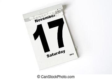 17., november, 2012