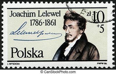 (1786-1861), historiador, polonia, -, joachim, 1986:, lelewel, exposiciones