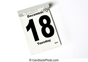 18. December 2012
