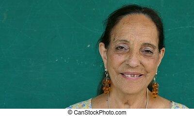 18-Portrait Hispanic People - Portrait of happy people with...