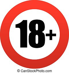 18+, wiek, poznaczcie., ograniczenie