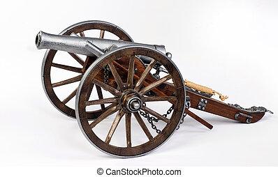 1861, cañón, dahlgren
