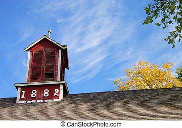 1882, stodoła, 1