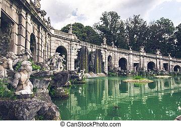 The Fountain of Aeolus