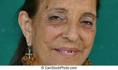 19-Portrait Hispanic People - Portrait of happy people with...