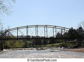 1907, águia guerra, ponte