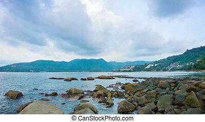 Andaman Sea. Phuket - 1920x1080 video - The Andaman Sea....