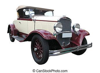 1929, desoto, convertibile